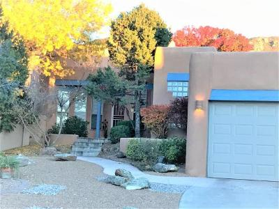 Albuquerque NM Single Family Home For Sale: $496,000
