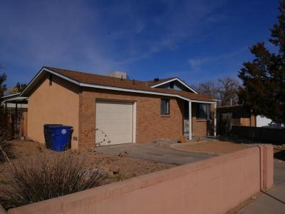 Albuquerque NM Single Family Home For Sale: $90,000