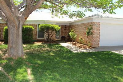 Albuquerque Single Family Home For Sale: 4005 Glen Canyon Road NE
