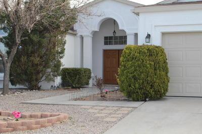 Albuquerque, Rio Rancho Single Family Home For Sale: 4141 Foxwood Trail SE