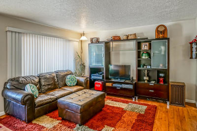 Albuquerque Single Family Home For Sale: 9701 Robin Avenue NE