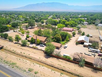 Corrales Single Family Home For Sale: 763 Applewood Road