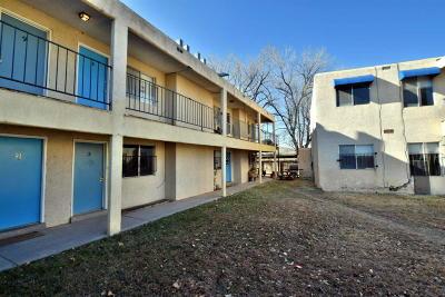 Albuquerque Multi Family Home For Sale: 2211 Rio Grande Boulevard NW