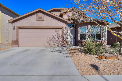 Albuquerque Single Family Home For Sale: 7001 Tijeras Creek Road NW