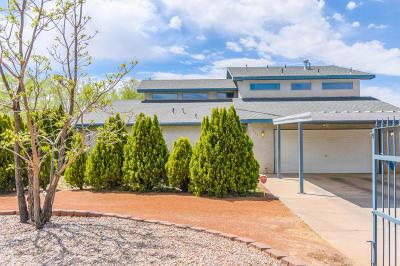 Albuquerque Single Family Home For Sale: 803 Alameda Road NW
