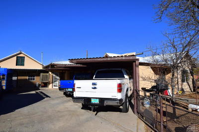 Albuquerque Single Family Home For Sale: 4113 6th Street NW