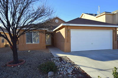 Albuquerque Single Family Home For Sale: 5808 Day Dreamer NW