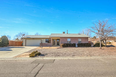Rio Rancho Single Family Home For Sale: 235 Sandstone Drive NE