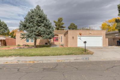 Single Family Home For Sale: 7513 Bear Canyon Road NE