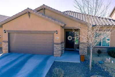 Rio Rancho NM Single Family Home For Sale: $277,500