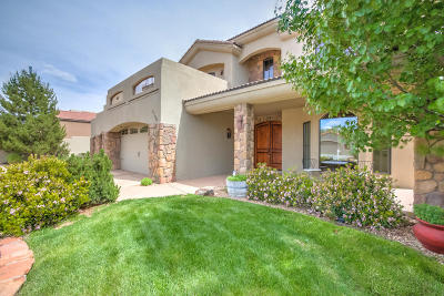 Bernalillo County Single Family Home For Sale: 9708 Datura NE