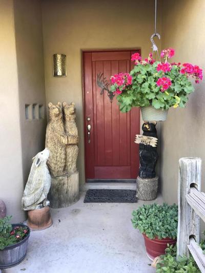 Placitas Single Family Home For Sale: 21 Cienega Canyon Road