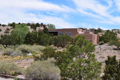 Placitas Single Family Home For Sale: 4 Calle Montoya