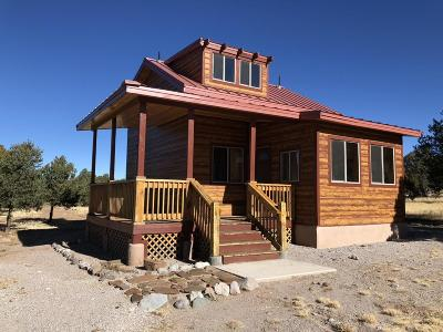 Catron County Single Family Home For Sale: 101 Southern Trail