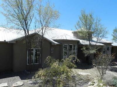 Tijeras Single Family Home For Sale: 4 Cantera Court