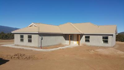 Tijeras Single Family Home For Sale: 22 Prestige Court