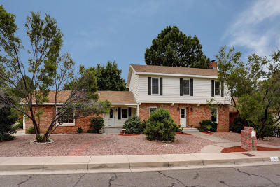 Single Family Home For Sale: 7212 Lantern Road NE