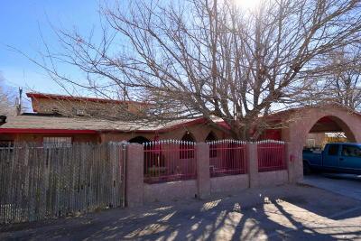 Albuquerque Single Family Home For Sale: 370 Deluvina Place SW