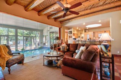 Albuquerque Single Family Home For Sale: 12414 Walkerway Street NE