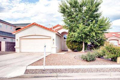 Albuquerque, Rio Rancho Single Family Home For Sale: 1220 Tecolote Way SE