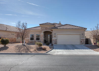 Bernalillo Single Family Home For Sale: 960 Salt Cedar Court