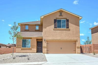 Albuquerque Single Family Home For Sale: 9819 Artemsia Avenue SW