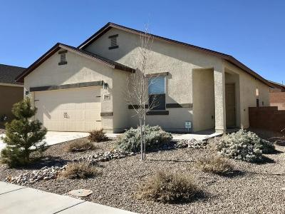 Rio Rancho Single Family Home Active Under Contract - Short : 1709 Chisholm Trail NE