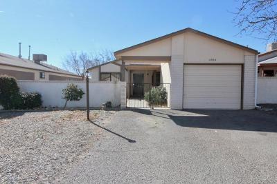 Rio Rancho Single Family Home For Sale: 4900 Turquoise Drive NE