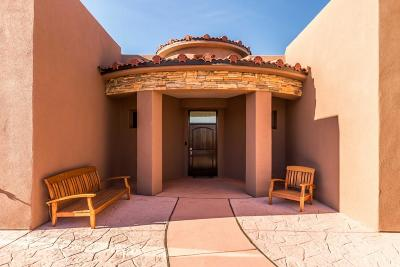 Tijeras, Cedar Crest, Sandia Park, Edgewood, Moriarty, Stanley Single Family Home For Sale: 33 Nature Pointe Drive