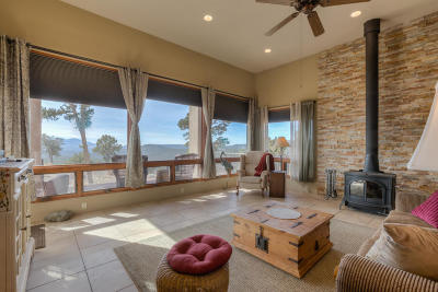 Tijeras, Cedar Crest, Sandia Park, Edgewood, Moriarty, Stanley Single Family Home For Sale: 3 Satellite Court