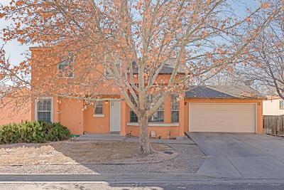 Rio Rancho Single Family Home For Sale: 1498 Golden Eye Loop NE