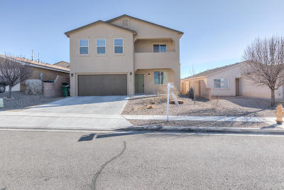 Albuquerque, Rio Rancho Single Family Home For Sale: 3848 Havasu Falls Street NE