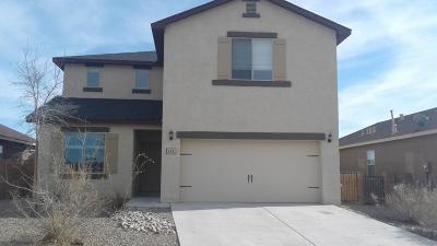 Albuquerque, Rio Rancho Single Family Home For Sale: 141 El Camino Loop NW