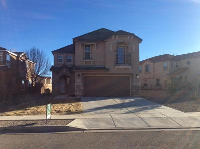 Albuquerque, Rio Rancho Single Family Home For Sale: 1012 Clear Creek Court NE