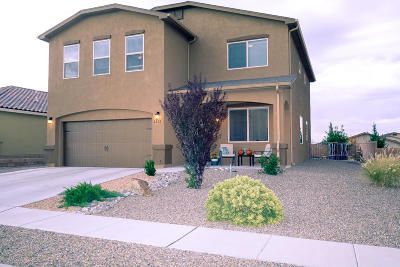 Albuquerque, Rio Rancho Single Family Home For Sale: 2802 Bayas Road SE