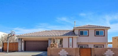 Albuquerque, Rio Rancho Single Family Home For Sale: 828 Monterrey Road NE