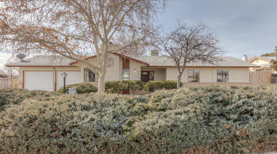 Albuquerque, Rio Rancho Single Family Home For Sale: 2110 Twisted Juniper Road SE