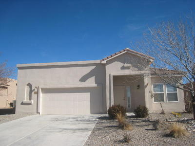 Albuquerque, Rio Rancho Single Family Home For Sale: 1816 Western Hills Drive SE