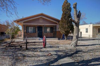 Albuquerque Single Family Home For Sale: 921 Madeira Drive SE