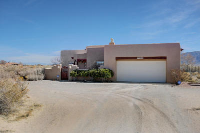 Albuquerque, Rio Rancho Single Family Home For Sale: 1920 Nez Perce Loop NE