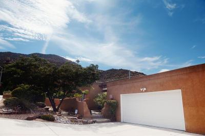 Albuquerque Single Family Home For Sale: 13304 Hugh Graham Road NE
