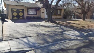 Albuquerque NM Single Family Home For Sale: $202,000