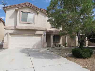 Albuquerque, Rio Rancho Single Family Home For Sale: 1021 Toscana Road SE