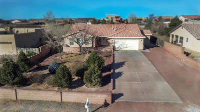 Albuquerque, Rio Rancho Single Family Home For Sale: 613 8th Street NE