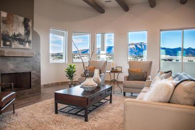Placitas Single Family Home For Sale: 67 Santa Ana Loop