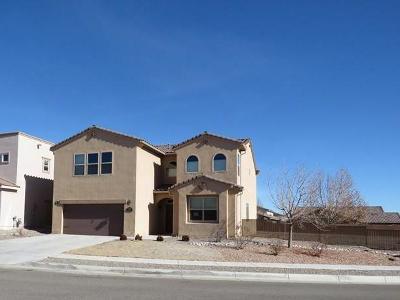 Albuquerque Single Family Home For Sale: 8301 Mesa Top Road NW
