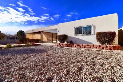 Albuquerque Single Family Home For Sale: 7711 Haines Avenue NE