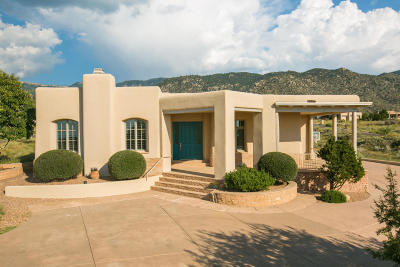 Albuquerque Single Family Home For Sale: 6223 Fringe Sage Ct NE
