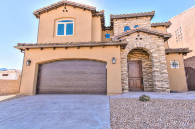 Bernalillo Single Family Home For Sale: 1007 C De Baca Lane