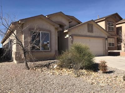 Valencia County Single Family Home For Sale: 77 Avenida Jardin